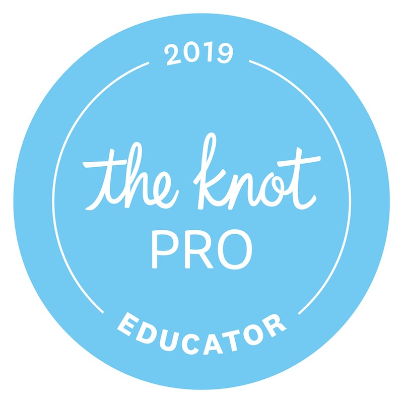 2019 The Knot PRO Educator Badge